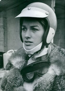 Dutch Racing Drivers: Liane Engeman March 1969