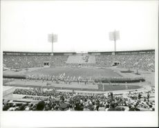 OS in Moscow 1980. Lenin Stadium