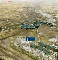 Chinook Helicopter Transporting Heavy Loads.