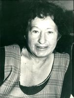 Mrs Mary Sinclair of sutherland.