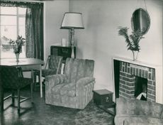 View of interior home.