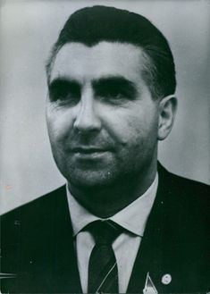 East German Politician: George Ewald March 20, 1963