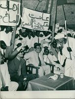 Maj. Salah Salem in the Sudan Minister.