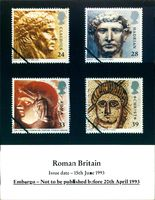 Stamps: British Commonwealth: Roman Britain.