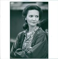 "Joan Allen, Star of ""Searching for Bobby Fisher"" . 1993"