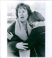 Kathy Bates stars as Frances Lacey and Clarissa Lassig as Lynn Lacey in the film