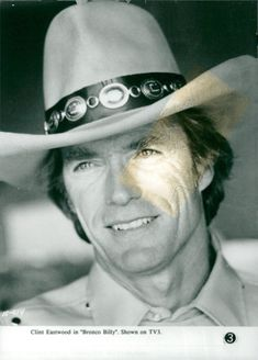 Clint Eastwood in