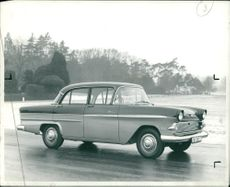 Vauxhall Motor Car: Victor
