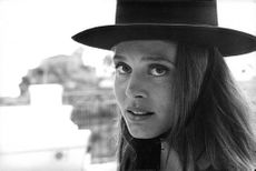 Close shot of Leigh Taylor-Young.