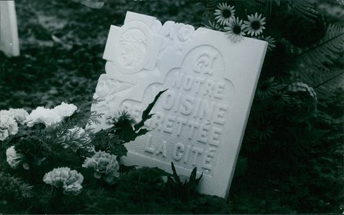 A photo of a tombstone of Denise.