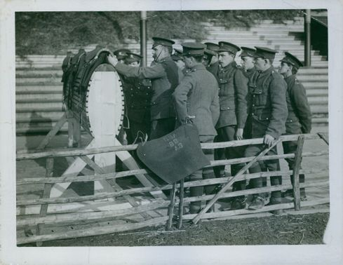 Last Recruit Hold taught Sharing and Collection.