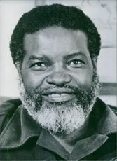 A Photo of Sam Nujoma. 1980.