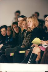Julia Robert with Susan Saradon and Tim Robbins on Todd Oldman's Fashion Show in New York