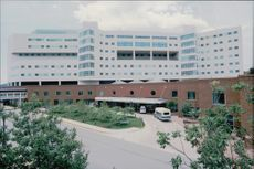 University Medical Center, where actor Christopher Reeve operated his spine