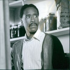 Don Cheadle as Sylvester Carrier in the film Rosewood, 1997.