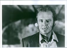 Still of Jack Nicholson in the film Wolf.