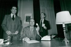 Jacques Chirac i Paris City Hall