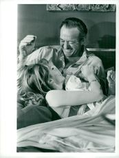 David Niven in one of his film roles
