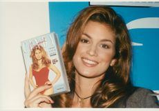 Cindy Crawford lanserar gympa video