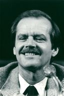 Actor Jack Nicholson at Deauville American Film Festival