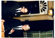 John Major and Malcolm Refkind.