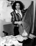 Bianca Jagger was and helped on the British Red Cross