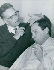 Cameron Mitchell being groomed.