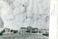 Painting of the old Parliament House