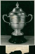 Royal Norfolk Show: Cup Presented by the King
