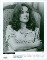 "Barbara Hershey in the role of Hanna Trout in ""Paris Trout"""
