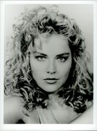 "Sharon Stone as Lori Quaid in the movie ""Total Recall"""
