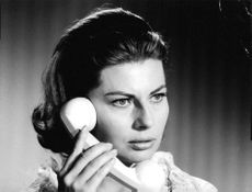 Princess Soraya on call.