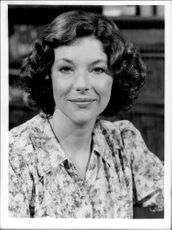 Portrait image of Carol Drinkwater taken in an unknown context.