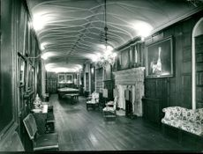 The Gallery at Arbury Hall.
