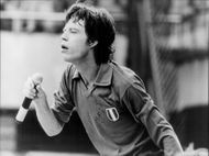 Mick Jagger appears