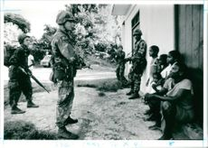 United States invasion of Grenada.