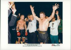 Steve Collins Irish professional boxer