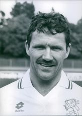 A photo of Berry van Aerle a footballer.