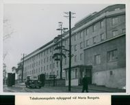 Tobacco monopoly's new building at Maria Bangatga