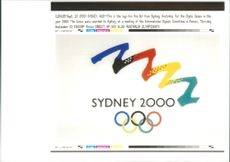 Olympic commtee,This is a logo.