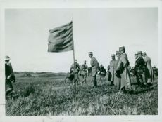 Field maneuvers 1926-1928