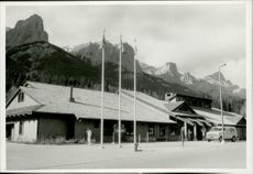 In Canmore, cross-country skiing, Nordic combination and shooting were decided during the Olympic Games in 1988.
