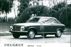 1969 Peugeot 304 Coupe