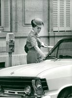 France: Traffic. Lapplisa / Parking Guard