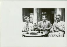 Auden and Cecil Day Lewis