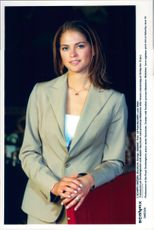 Portrait of the Princess Madeleine.