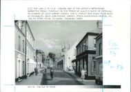 Poundbury: one of the artist impression.