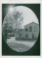 Arboga Mechanical Workshop. The care tree towards the end of the machine workshop, where Jonas Wenström had his first experiment