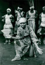 Guest Games Nigerian dance show at the South Theater