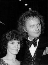 Anthony Geary & Cathrina Kataraca standing together.